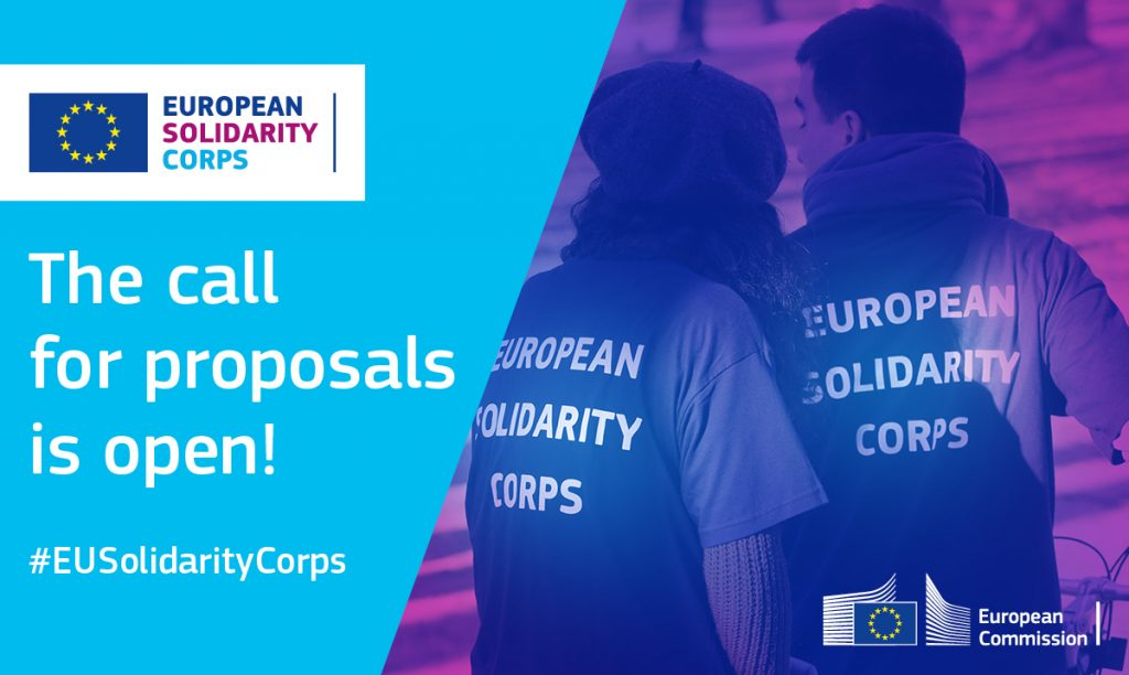 European Solidarity Corps - Solidarity projects