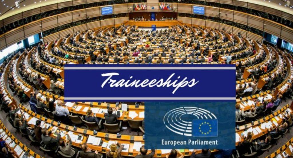 Schuman Traineeships at the European Parliament